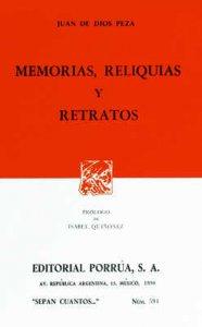 Memorias, reliquias y retratos