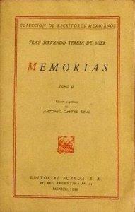 Memorias. Tomo II