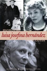 Memorias : Luisa Josefina Hernández