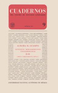 Novelistas iberoamericanos contemporáneos. Obras y bibliografía crítica. Parte IV (H-M)