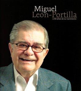 Miguel León-Portilla : a 90 años de su nacimiento