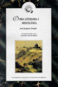 Obra literaria I : miscelánea