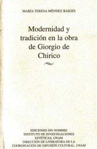 Modernidad y Tradición en la obra de Giorgio de Chirico