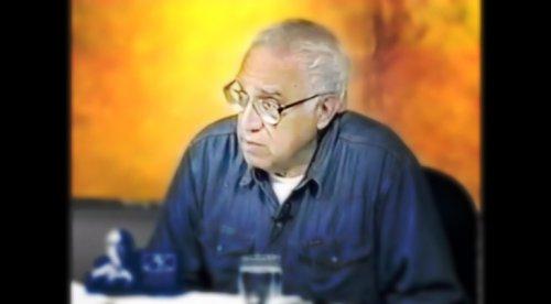 Poesía mexicana del siglo. Carlos Monsiváis. [Primera sesión]