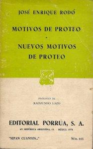 Motivos de Proteo ; Nuevos motivos de Proteo