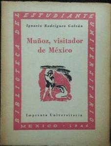 Muñoz, visitador de México