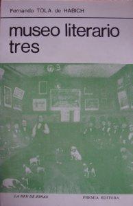 Museo literario tres