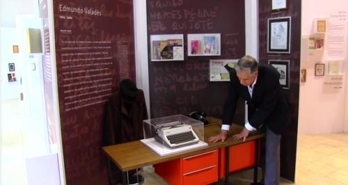 Edmundo Valadés, Museo del Escritor