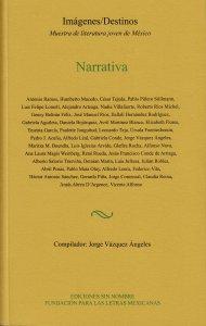 Imágenes/Destinos : muestra de literatura joven de México