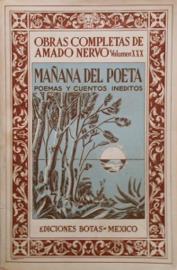 Mañana del poeta : poemas y cuentos inéditos : obras completas