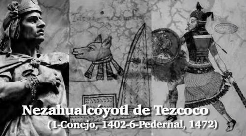 Mundo Poesía - Capítulo 14: Nezahualcóyotl de Tezcoco (1402-1472)