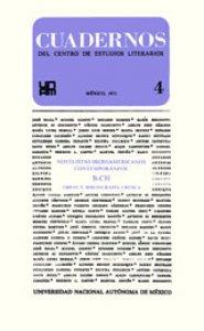 Novelistas iberoamericanos contemporáneos. Obras y bibliografía crítica. Parte II (B-CH)