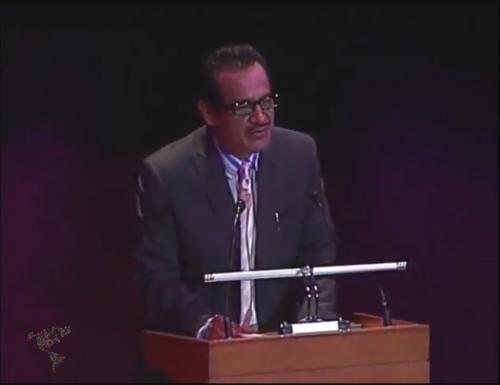 Juan Gregorio Regino / Festival de Poesía: Lenguas de América 2012