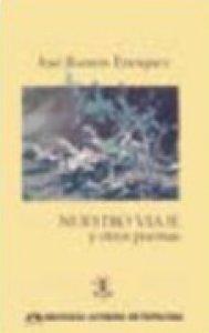 Nuestro viaje y otros poemas : 1982-1984