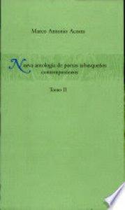 Nueva antología de poetas tabasqueños contemporáneos II