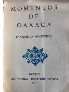 Momentos de Oaxaca