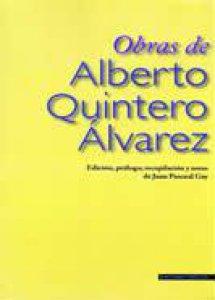 Obras de Alberto Quintero Álvarez