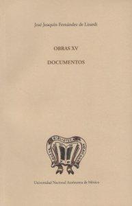Obras XV : Documentos