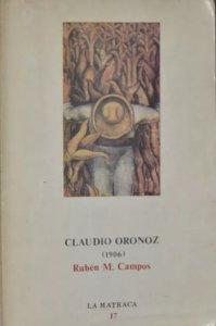 Claudio Oronoz