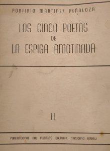 Los cinco poetas de la espiga amotinada