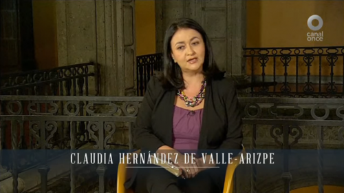 Palabra de autor - Claudia Hernández de Valle-Arizpe (04/04/2015)