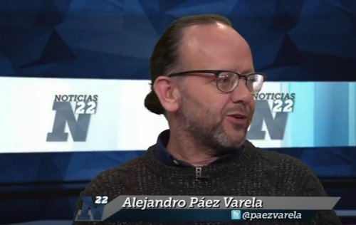Alejandro Páez Varela nos presenta <i>Oriundo Laredo</i>