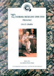 Panorama mexicano 1890-1910 (Memorias)