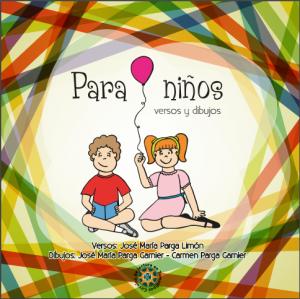 Para niños : Versos y dibujos