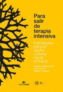Para salir de terapia intensiva : estrategias para el sector cultural hacia el futuro