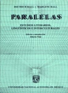 Paralelas : estudios literarios, lingüísticos e interculturales