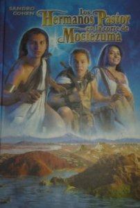 Los hermanos Pastor en la corte de Moctezuma