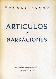 Artículos y narraciones
