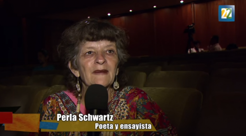 Lo mejor de las letras - Perla Schwartz, 40 años en las letras