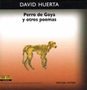 Perros de goya y otros poemas [CD]