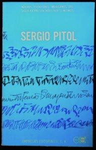 Sergio Pitol [autobiografía precoz]