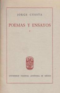 Poemas y ensayos , I