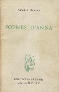 Poemes d´Anna