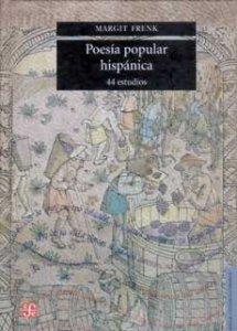 Poesía popular hispánica : 44 estudios