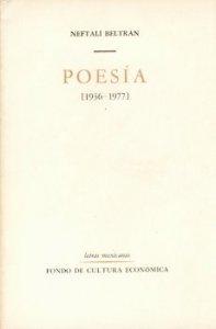 Poesía 1936-1977