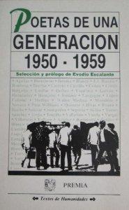 Poetas de una generación : 1950–1959