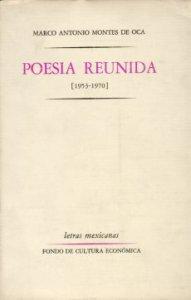 Poesía reunida : 1953-1970