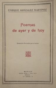 Poemas de ayer y hoy