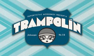 Trampolín