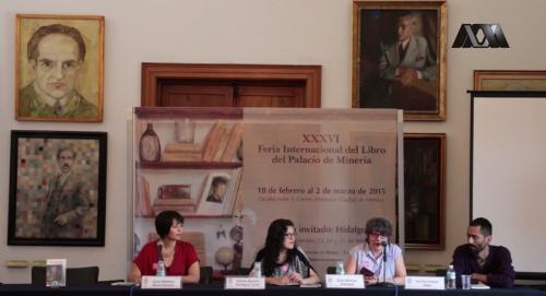 Presentación: Julio Torri. De Fusilamientos. FIL Minería 2015