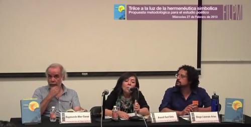 Presentación del libro: <i>Trilce a la luz de la hermenéutica simbólica</i>, de Araceli Soni Soto