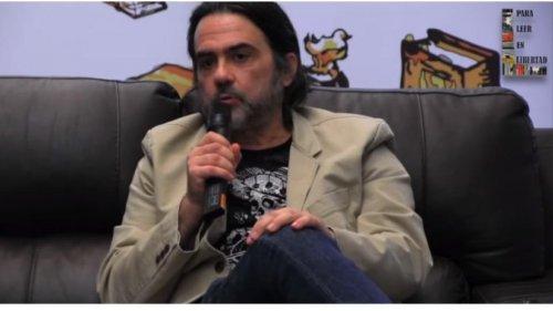 Jorge Moch #XalapaLeeEnLibertad
