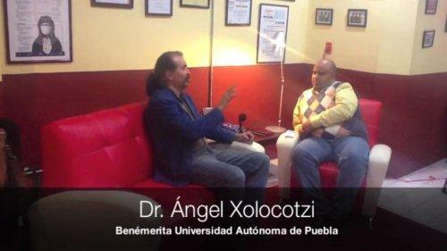 Entrevista al Dr Ángel Xolocotzi