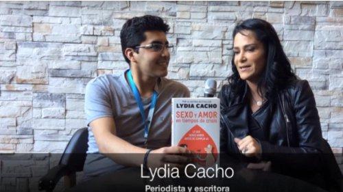 Sexo y amor en tiempos de crisis con Lydia Cacho