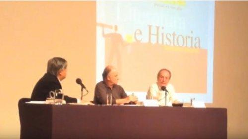 Conversación sobre la literatura y la historia con Álvaro Uribe y Enrique Krauze