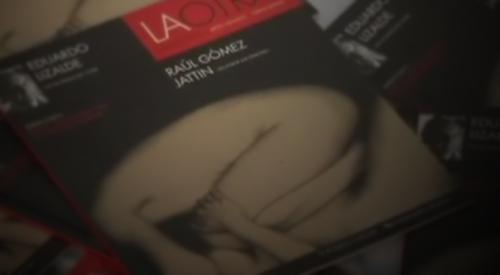 Presentación de la revista <i>La Otra</i>